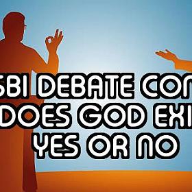 Weekly Blaqsbi 50,000 Bmunt Debate Contest - October 30, 2021: Does God Exist? Yes or No.